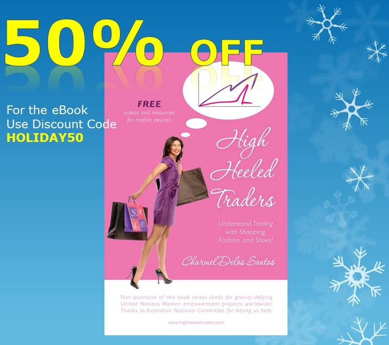 Girl power trading high heeled traders 50 off use holiday50 discount code fandeluxe Gallery